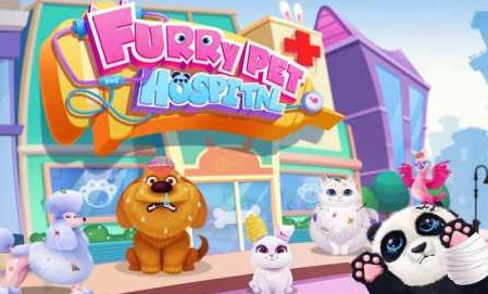 Furry Pet Hospital 1.0 Apk + Mod (Unlocked) for android