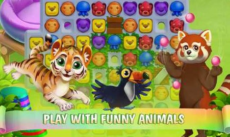 Zoo Island 1.1.2 Apk + Mod (Unlimited Money) for android