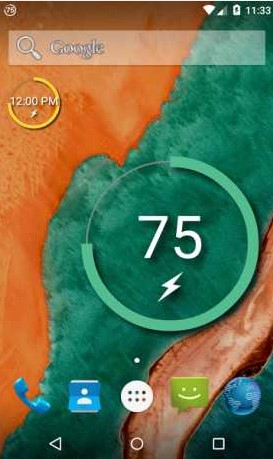 Battery Widget Reborn 2020 v2.4.11 Apk for android