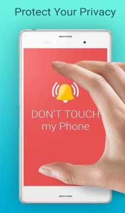 Don't Touch My Phone v1.27 Apk for android