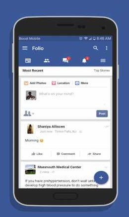 Folio for Facebook Pro v11.0.4 Apk for android